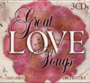 The Great Love Songs - 101 Strings Orchestra