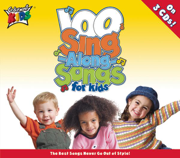 100 Singalong Songs for Kids - Cedarmont Kids - Cedarmont Kids