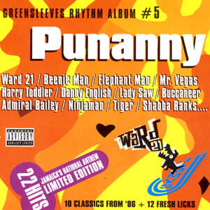 Various Artists - Punanny