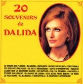 20 Souvenirs de Dalida