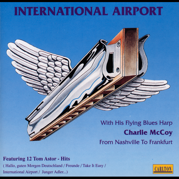 International Airport By Charlie Mccoy