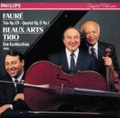 Beaux Arts Trio - Faure: Trio, Op. 120; Quartet, Op. 15, No. 1 - Piano Trio in D Minor, Op.120 - 3. Allegro Vivo
