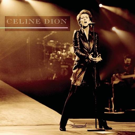 Céline Dion Live à Paris