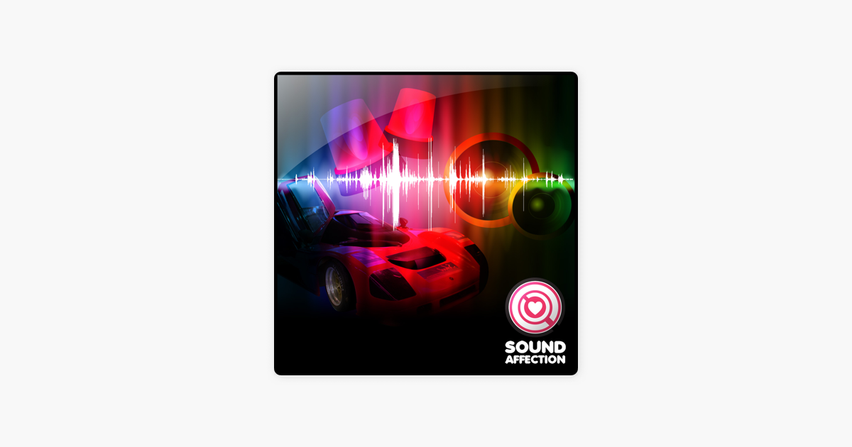 ‎200 Special Sound Effects (Sound Effects) by Sound Affection on iTunes