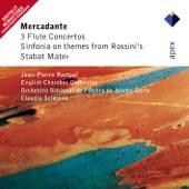 Jean-Pierre Rampal, Claudio Scimone & I Solisti Veneti - Mercadante : Flute Concerto in E minor : I Allegro maestoso