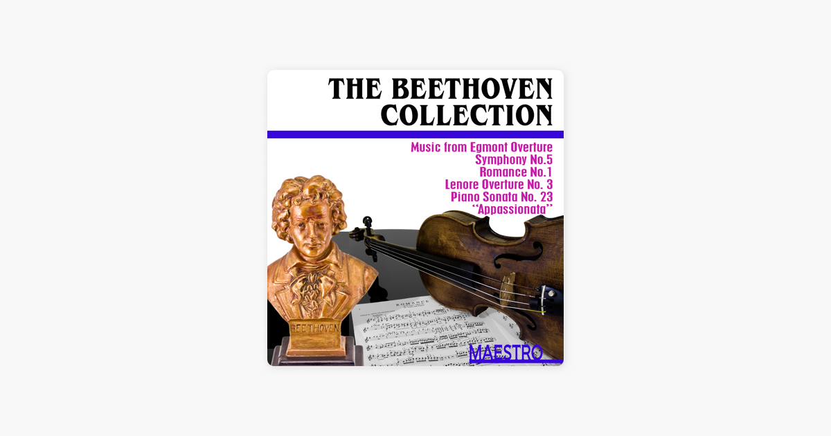 The Beethoven Collection by Herbert Waltl, Nuremberg Symphony Orchestra,  Prague Symphony Orchestra, South German Philharmonic Orchestra, Ljubjana