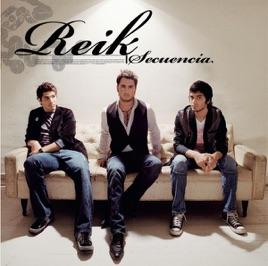 album secuencia de reik
