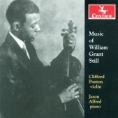 William Grant Still - I. Bambalele e Spin Garda (arr. for violin and piano)