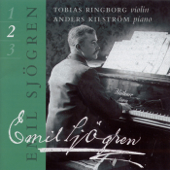 Sjogren: Complete Works for Violin and Piano, Vol. 2