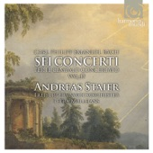 Andreas Staier - Concerto no.5 in G major : II. Adagio