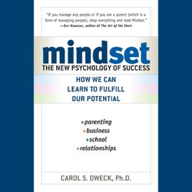 Mindset: The New Psychology of Success (Unabridged) audiobook