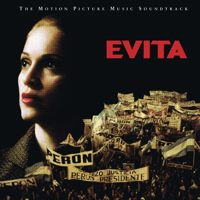 Various Artists - Evita (The Complete Motion Picture Music Soundtrack) artwork