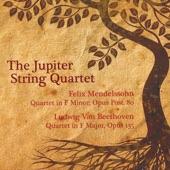 The Jupiter String Quartet - Quartet in F Major, Op. 135: I. Allegretto