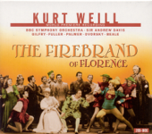 The Firebrand of Florence: Act I Scene 1: My lords and ladies, foes and friends (Cellini, Choir)