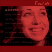 Fiona Apple - The Way Things Are (Album Version)