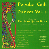 Popular Ceili Dances Vol. 1