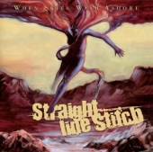 Straight Line Stitch - Black Veil
