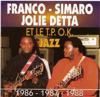 Franco, Jolie Detta, Le T.P.O.K. Jazz & Simaro - Mamou II artwork