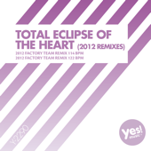Total Eclipse Of The Heart (2012 Remixes) [2012 Factory Team Remix 122 BPM]