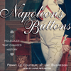 Penny Le Couteur & Jay Burreson - Napoleon's Buttons: 17 Molecules That Changed History (Unabridged)  artwork