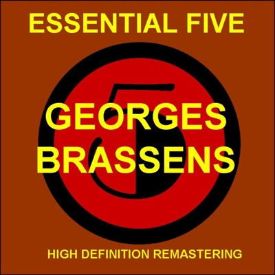 Essential 5: Georges Brassens - EP (Remastered) - Georges Brassens