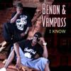Benon and Vamposs - Nsazewo artwork