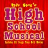 Start of Something New - Kids Sing'n