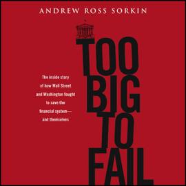 Too Big to Fail (Unabridged) audiobook