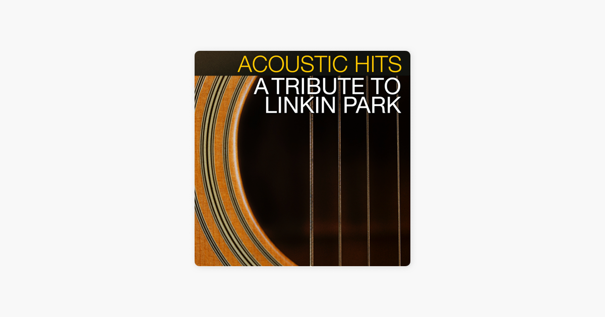 Acoustic Hits - A Tribute To Linkin Park by Lacey & Sara