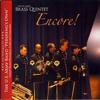 US Army Brass Quintet - Encore!  arte