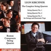 Boston Composers String Quartet - String Quartet No. 1