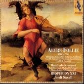 Jordi Savall - Folias Criollas