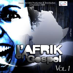 Compil - L'afrique en gospel vol1