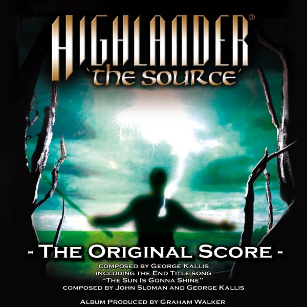 Highlander The Source Original Score George Kallis Soundtrack 2007