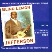 Blind Lemon Jefferson - Southern Woman Blues