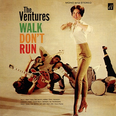 Walk, Don't Run - The Ventures
