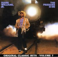 Hank Williams, Jr. - The Pressure Is On artwork