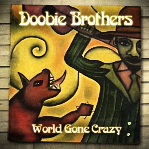Art for Young Man's Game by The Doobie Brothers