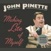 John Pinette - Making Lite of Myself  artwork