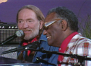 Seven Spanish Angels - Ray Charles With Willie Nelson