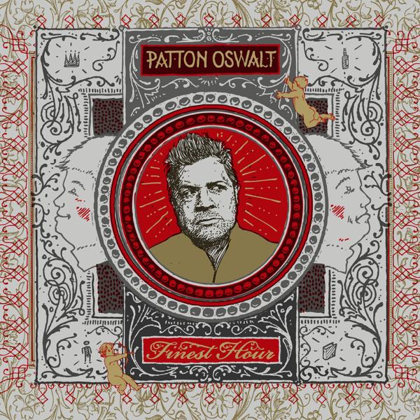 The Bugged Car by Patton Oswalt