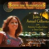 Joao Y Astrud Gilberto With Antonio Carlos Jobim and Stan Getz - Corcovado