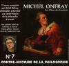 Michel Onfray - Contre-histoire de la philosophie 7.1: Les Ultras des Lumières - De Meslier à Maupertuis artwork