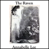 Edgar Allan Poe - The Raven and Annabelle Lee (Unabridged)  artwork