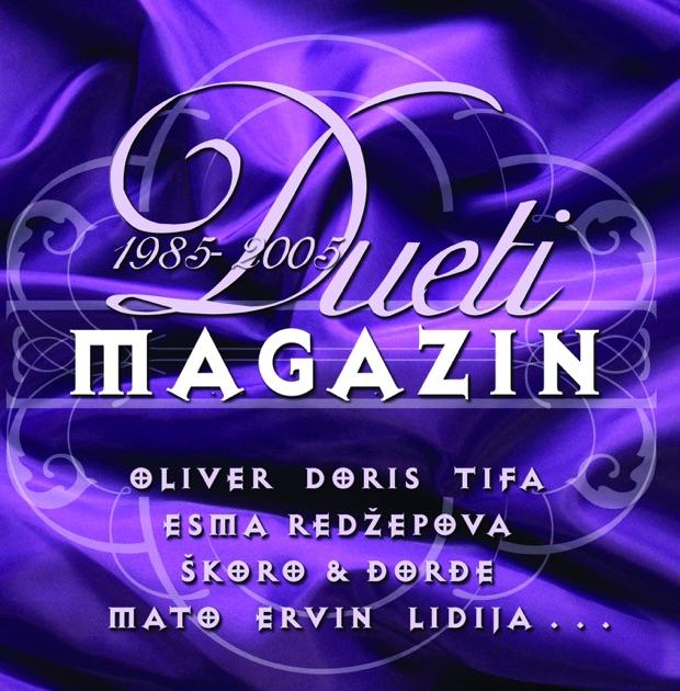 Esma Platinum: Dueti By Magazin, Doris Dragović, ERVIN BAUČIĆ, ESMA