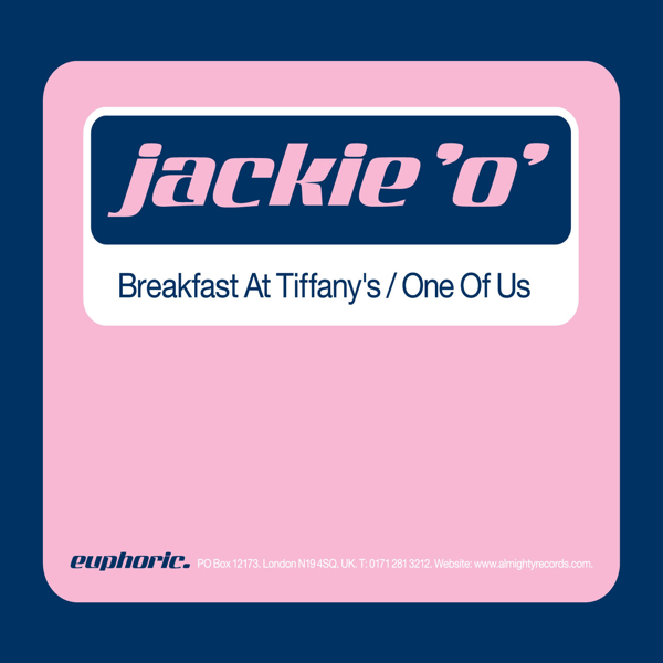 73ff27002a Breakfast At Tiffany s   One Of Us - Single Jackie  O  · Pop  2012. Listen  on Apple Music