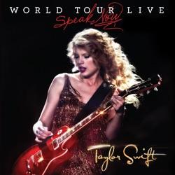 View album Taylor Swift - Speak Now - World Tour Live