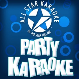‎Real Slim Shady (In The Style Of Eminem) [Karaoke Version] by All Star  Karaoke on iTunes