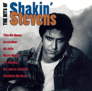 Shakin' Stevens - The Hits of Shakin' Stevens