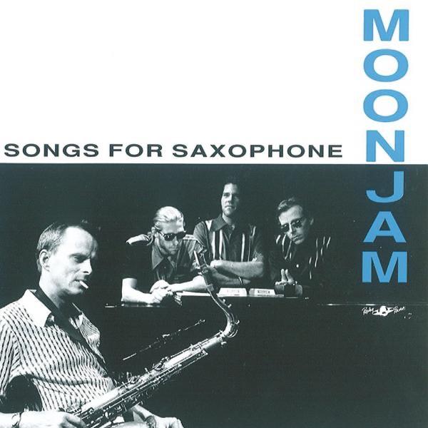 Songs for Saxophone by Moonjam